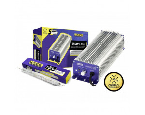 Kit de Iluminacion Lumatek 240v CMH-LEC 630W + Lamp DE 31K