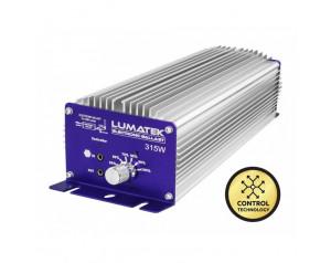 Balastro Electronico Lumatek 240v CMH-LEC 315W Controlable + Adaptador E40