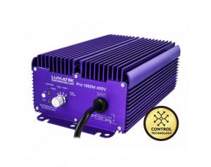 Balastro Electronico Lumatek 400v PRO HPS-MH 1000W Controlable