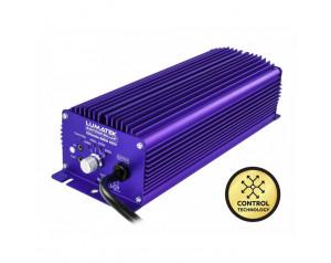 Balastro Electrónico Lumatek 400v Ultimate PRO HPS-MH 600W Controlable