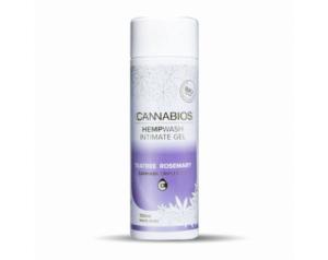 Gel íntimo CBD 250 ml Cannabios