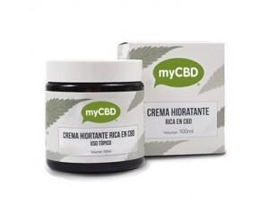 Crema hidratante Forte 100 ml de MyCBD